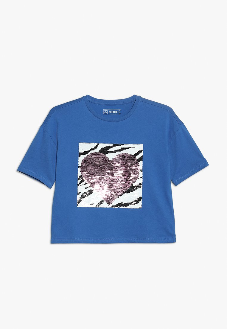 Friboo - T-Shirt print - nautical blue