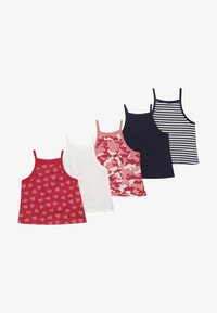 Friboo - 5 PACK - Top - navy/white - 3