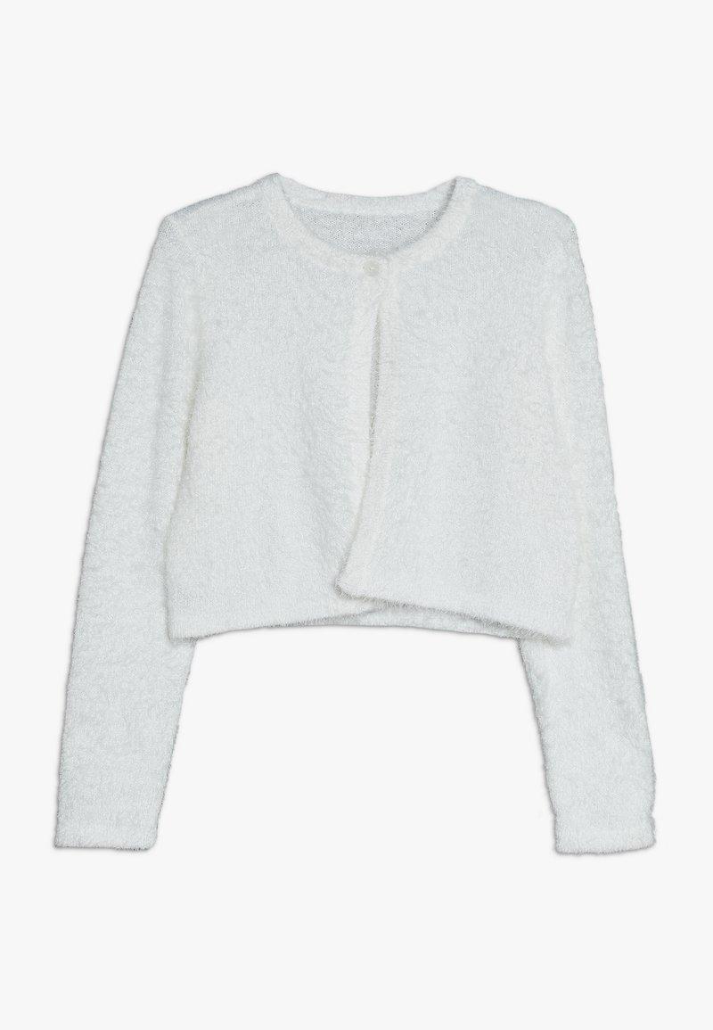 Friboo - Strikjakke /Cardigans - bright white