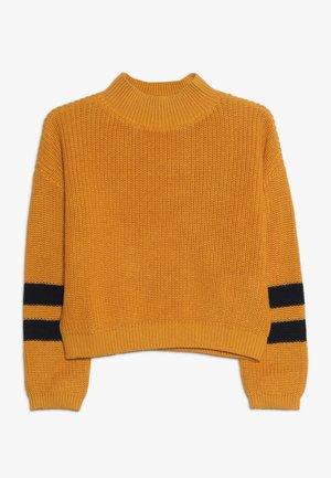 Pullover - sunflower