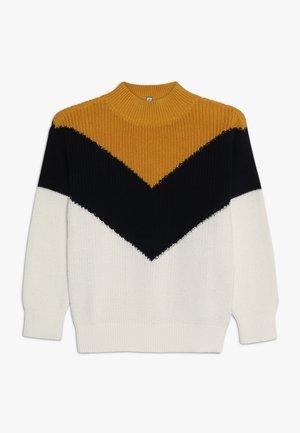 Svetr - mineral yellow