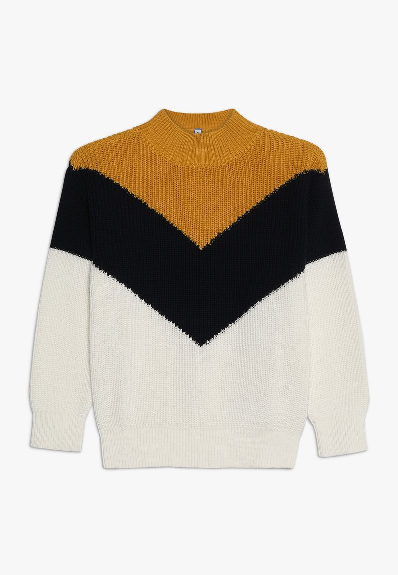 Friboo - Strickpullover - mineral yellow