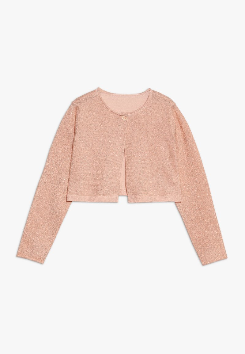 Friboo - Strickjacke - rose gold