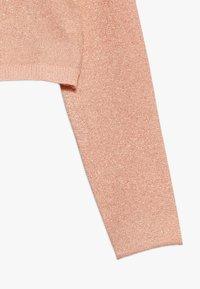 Friboo - Vest - rose gold - 2