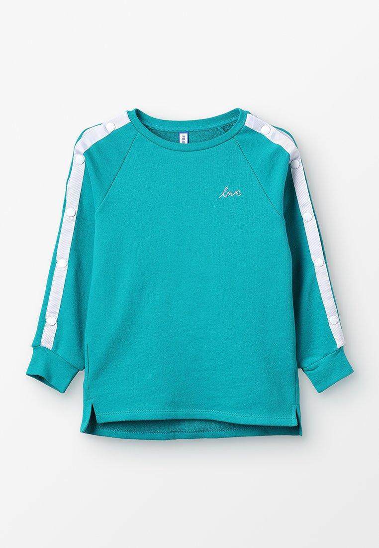 Friboo - Sweater - blue grass