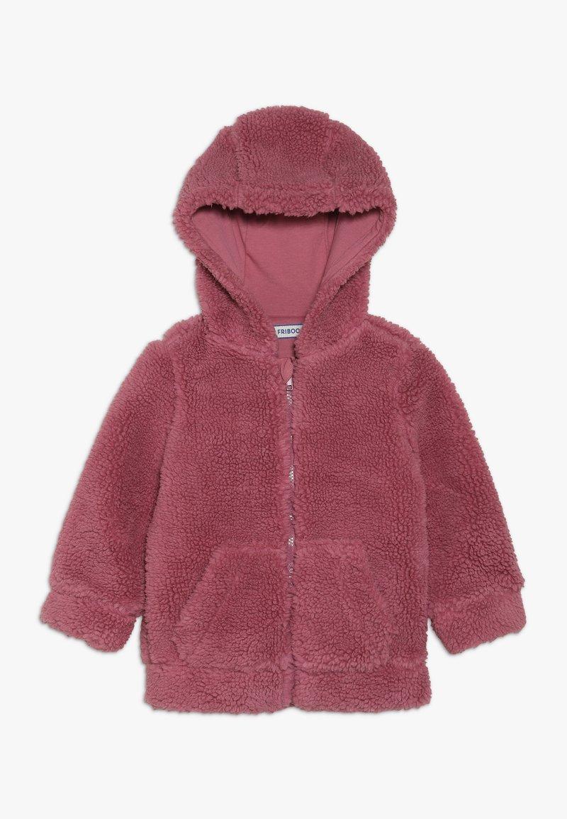 Friboo - Fleece jacket - heather rose
