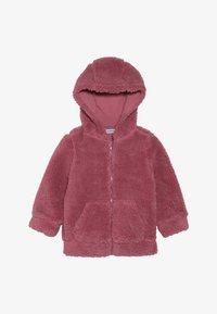 Friboo - Fleecová bunda - heather rose - 3