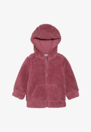 Fleece jacket - heather rose