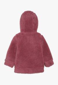 Friboo - Fleecová bunda - heather rose - 1