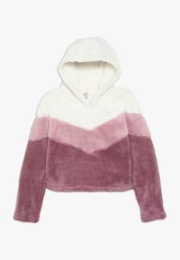 Friboo - Fleece jumper - gardenia/pink - 0