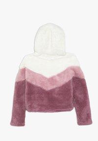 Friboo - Fleece jumper - gardenia/pink - 1