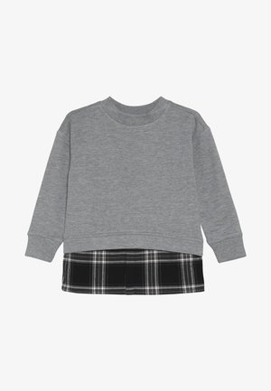 Mikina - grey marl