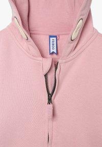 Friboo - Hoodie met rits - cameo pink - 3
