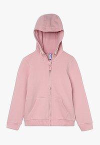 Friboo - Hoodie met rits - cameo pink - 0