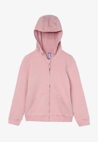 Friboo - Hoodie met rits - cameo pink - 2