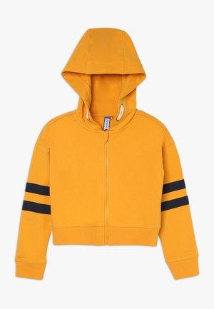 veste en sweat zippée - sunflower