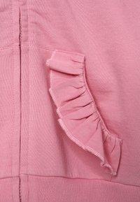 Friboo - Mikina na zip - cashmere rose - 3