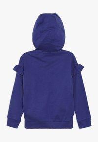Friboo - Felpa aperta - navy blue - 1