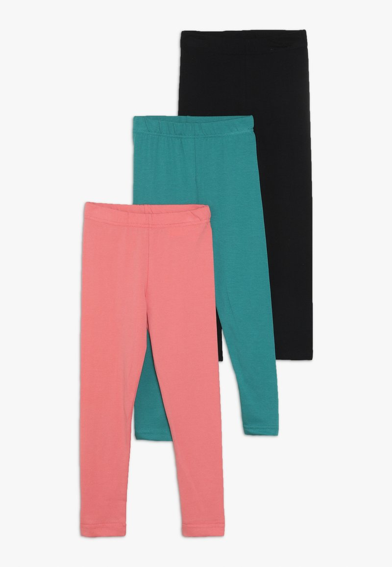 Friboo - 3 PACK - Leggings - teal green