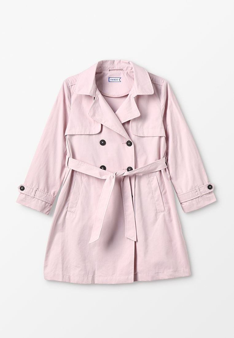 Friboo - Trench - chalk pink