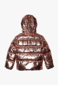 Friboo - Zimní bunda - rosegold metallic - 1