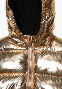 Friboo - Zimní bunda - copper metallic - 2