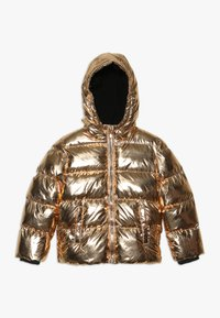 Friboo - Zimní bunda - copper metallic - 0