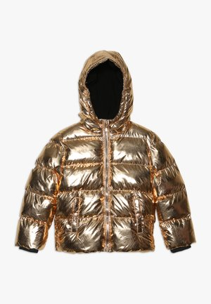 Chaqueta de invierno - copper metallic