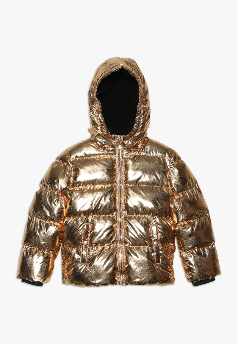 Friboo - Zimní bunda - copper metallic