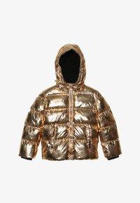 Friboo - Zimní bunda - copper metallic - 3
