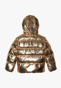 Friboo - Zimní bunda - copper metallic - 1