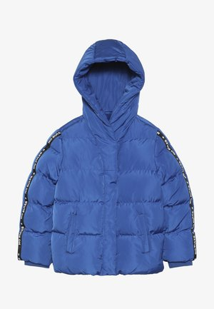 Zimní bunda - nautical blue