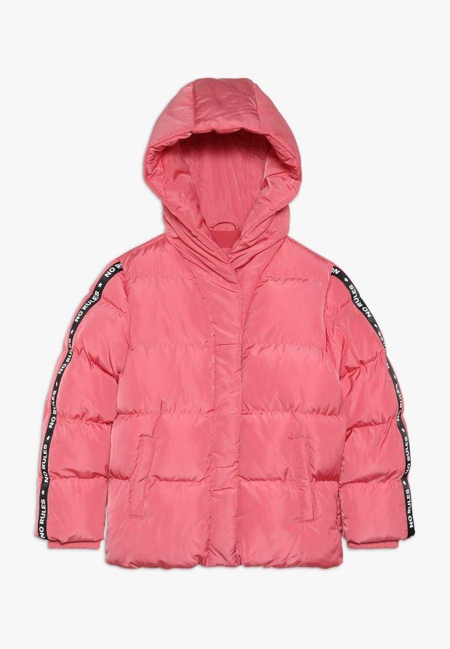 Winterjacke - pink