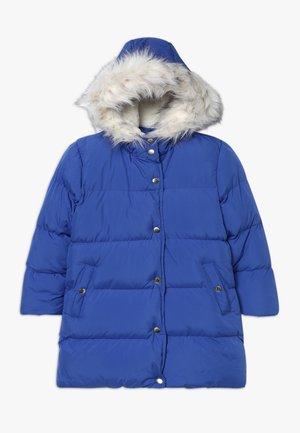 Winter coat - dazzling blue