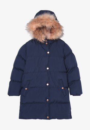 Winter coat - peacoat