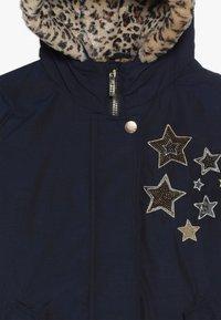 Friboo - Winter jacket - black iris - 4