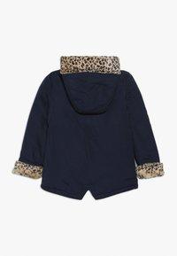 Friboo - Winter jacket - black iris - 1