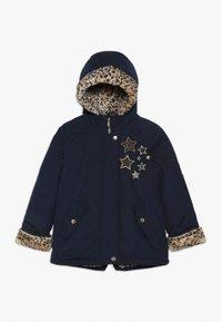 Friboo - Winter jacket - black iris - 0