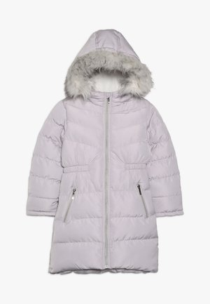 Winter coat - lilac