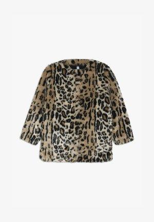 LEOPARD COAT - Wintermantel - leopard