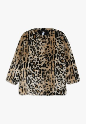 LEOPARD COAT - Winter coat - leopard