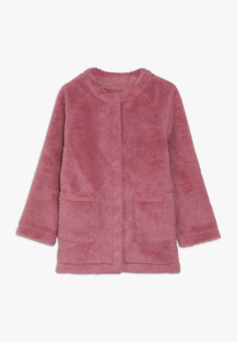 Friboo - Zimní kabát - pink