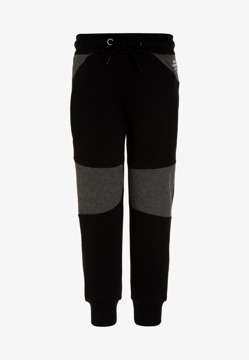 Friboo - Tracksuit bottoms - anthracite