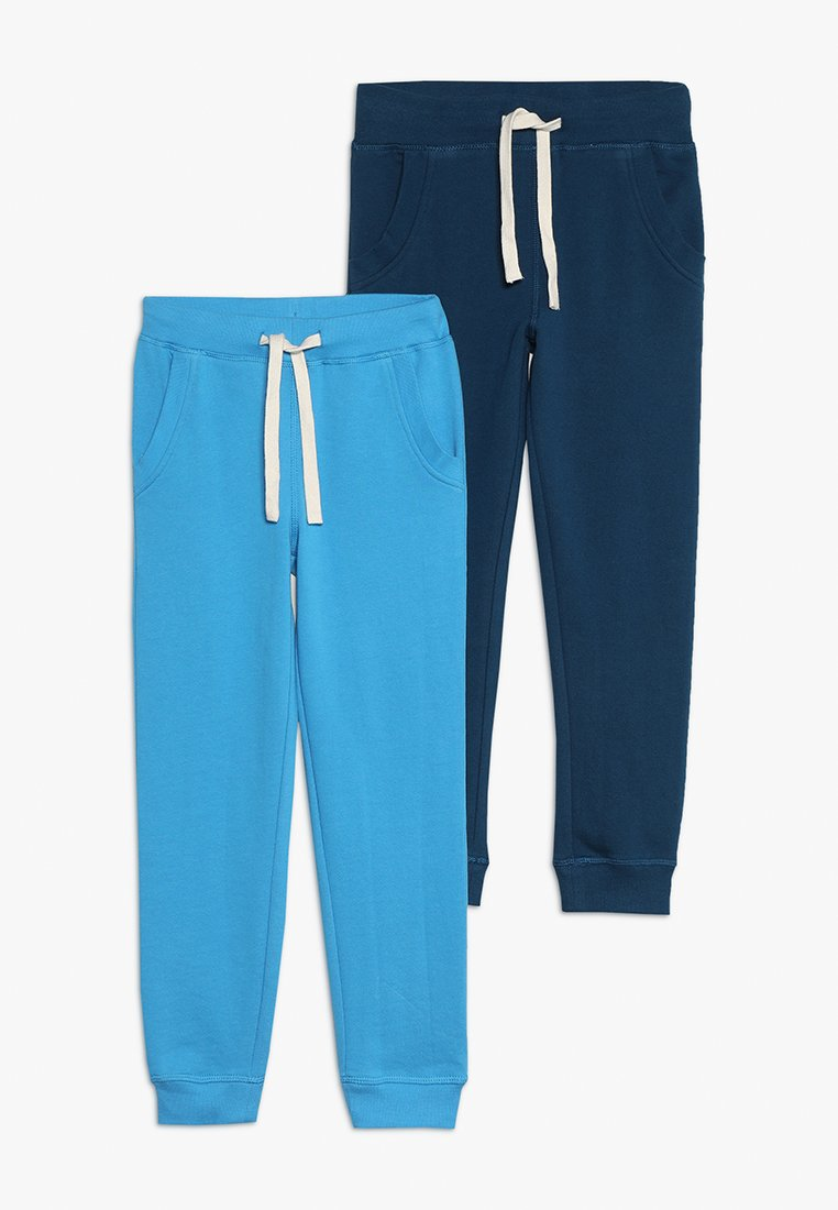 Friboo - 2 PACK - Pantalones deportivos - swedish blue/poisedon