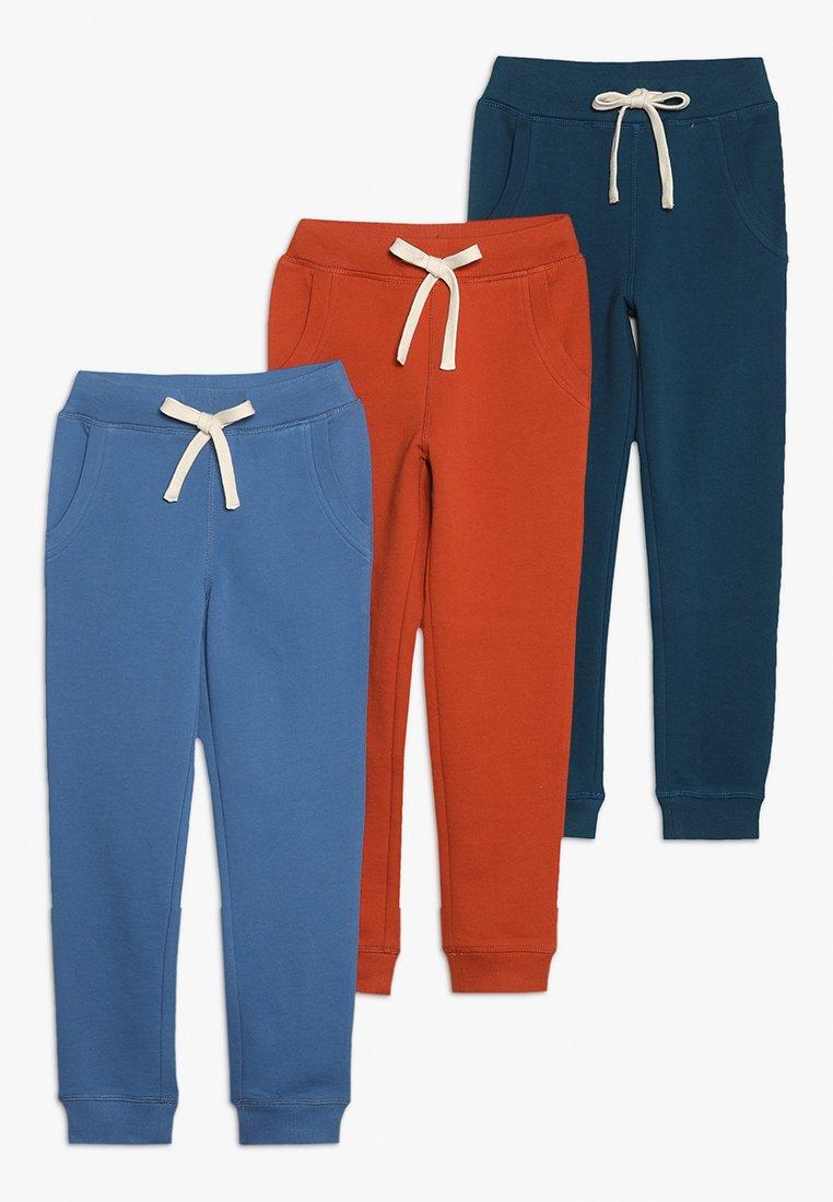 Friboo - 3 PACK - Pantalones deportivos - delft/mecca/orange