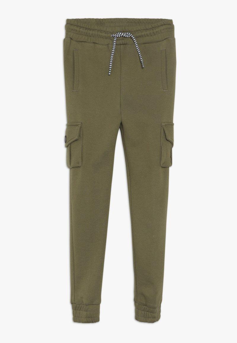 Friboo - Pantalones deportivos - military olive