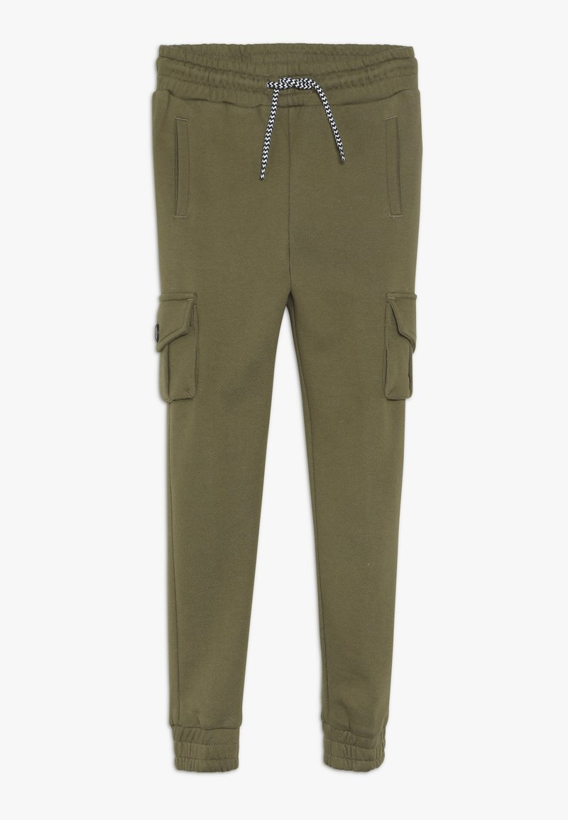 Friboo - Tracksuit bottoms - military olive