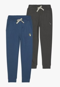 Friboo - 2 PACK - Trainingsbroek - vallarta blue - 0