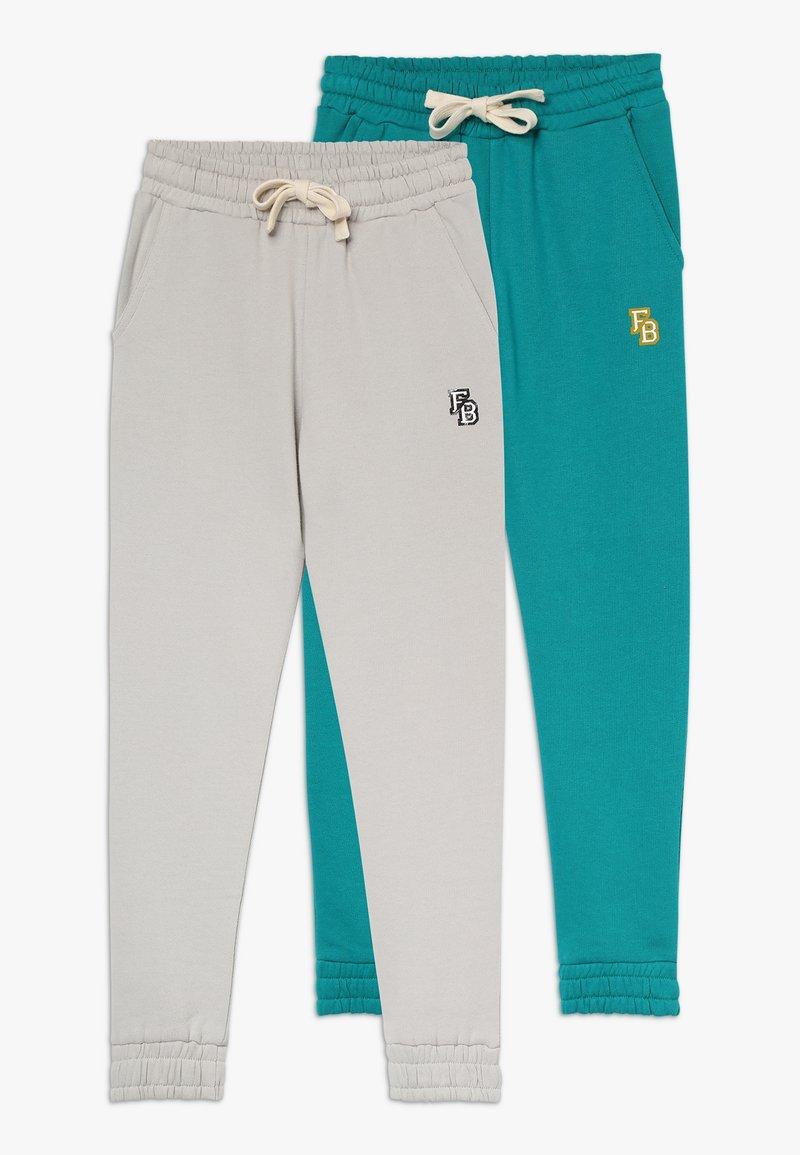 Friboo - Spodnie treningowe - green