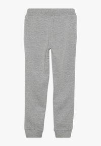 Friboo - BOYS 2 PACK - Pantaloni sportivi - light grey melange/khaki - 1